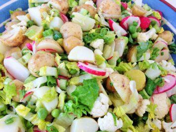 Forårs kartoffelsalat