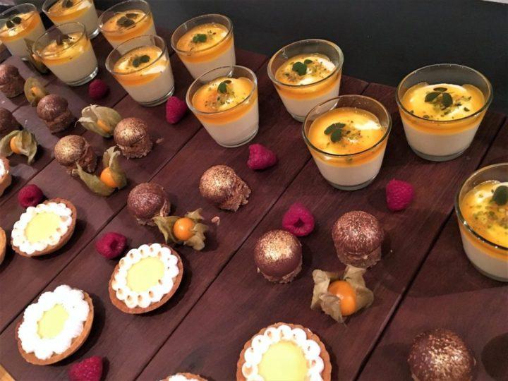 Dejlig dele dessert
