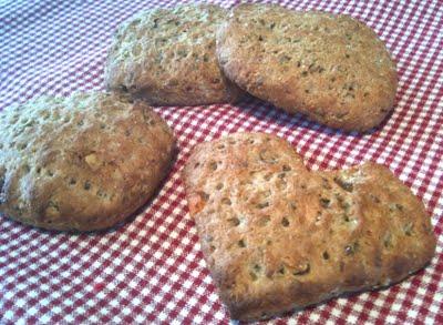 brød scones