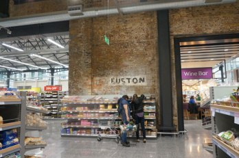 Waitrose Kings Cross