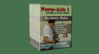 CNA-I Nurse Aide DVDs