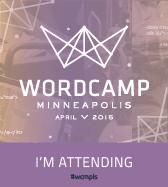 WordCamp Minneapolis 2015 Attendee
