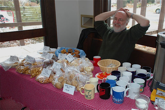 Fred H Bake Sale