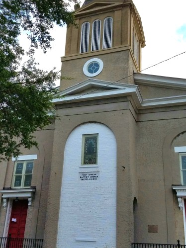 1st Afric Baptist chur Savannah 62817
