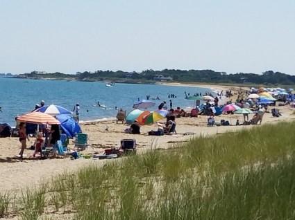 81617 at the beach Martbas Vineyard
