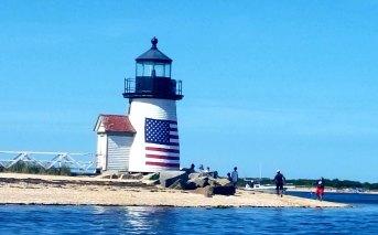 81717 Nantucket lighthouse