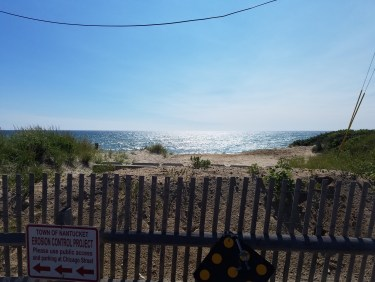 82017 bike ride nantucket atlantic ocean