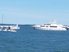 8617 float plane landing sag harbor