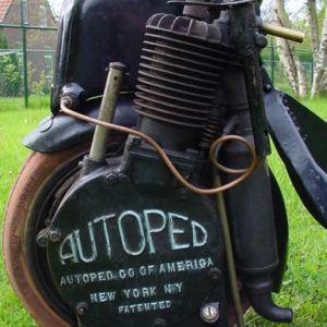 De hulpmotor