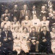 Reisvereniging Minnertsga – juni 1951
