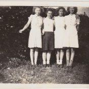 Wie zijn deze jonge dames?