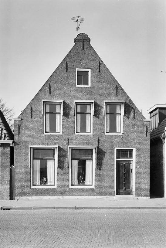 Meinardswei 36 (foto Rijksdienst voor het Cultureel Erfgoed.)