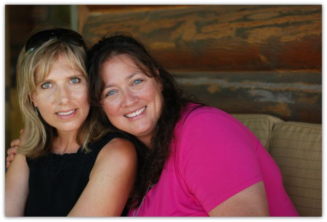 Christine and Jamie