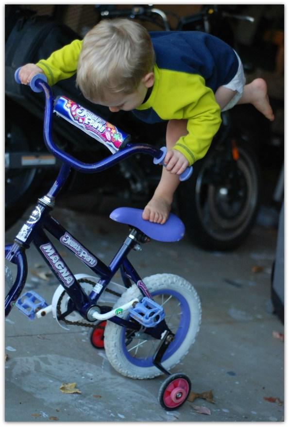 Nicky's Bike III