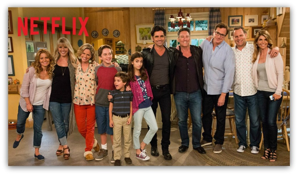 "Our ""Full House"" is getting ""Fuller"""