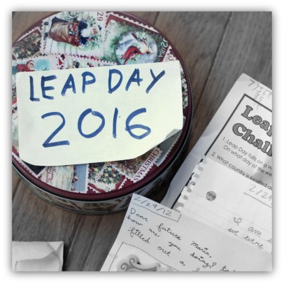 Leap Day 2016