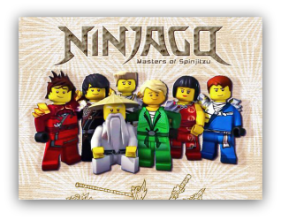 ninjago guys