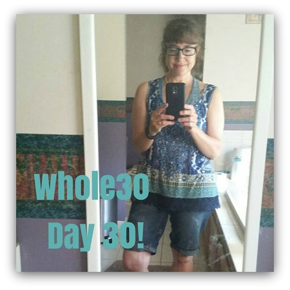 2nd Whole30 Day 30