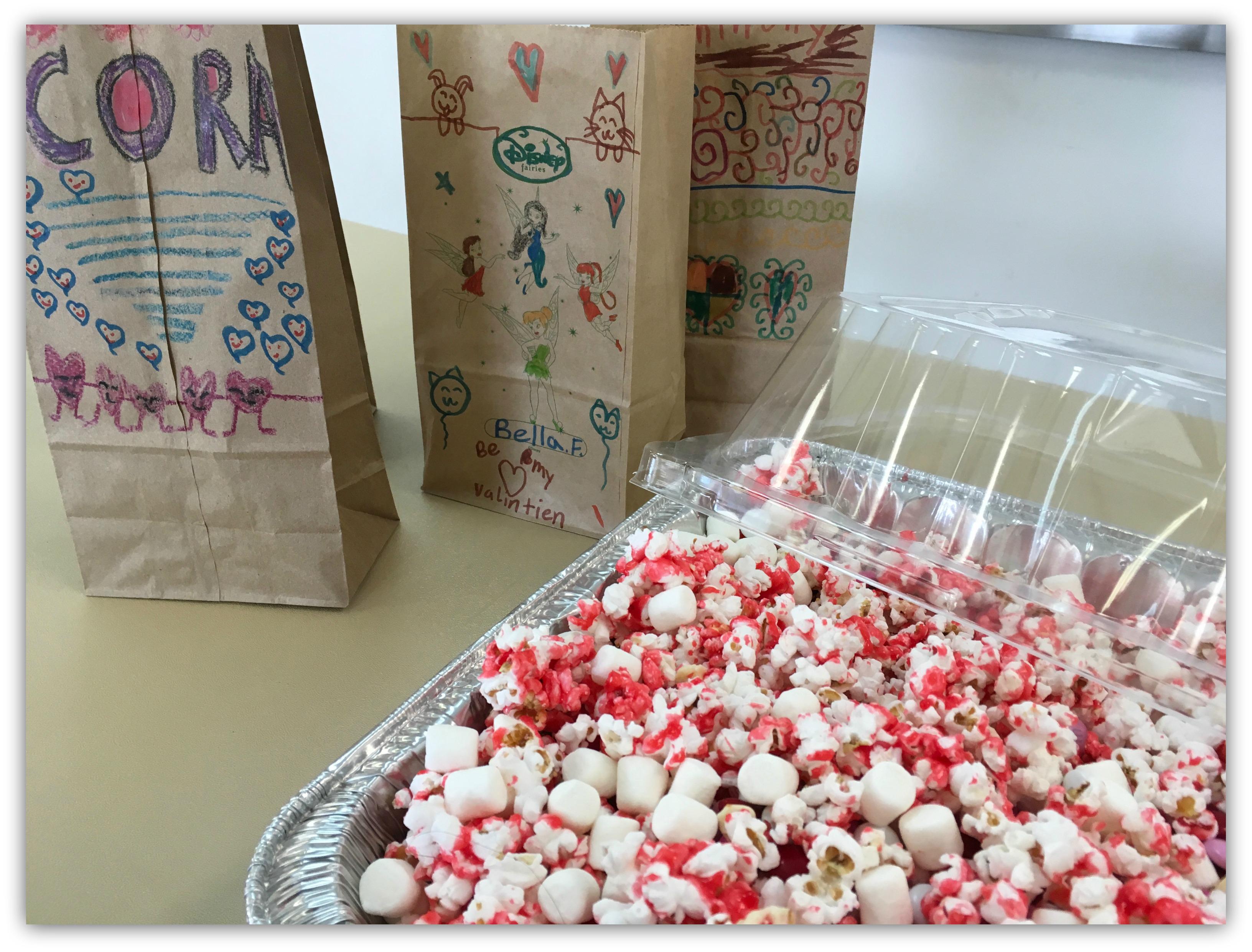 Strawberry Popcorn II