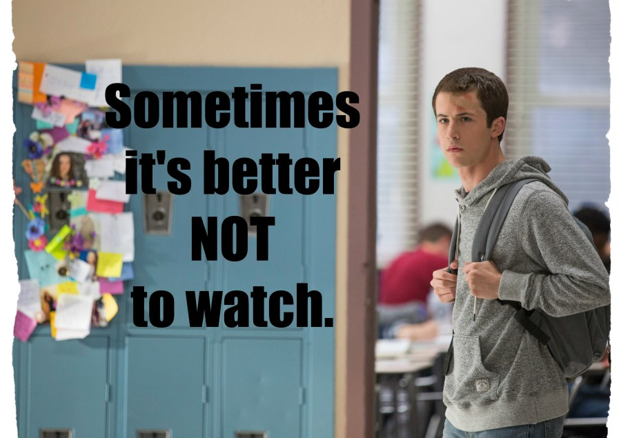 13 Reasons Why I Watch TV with My Teens…