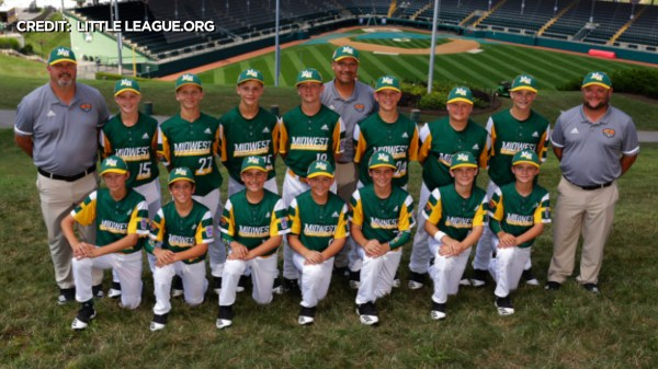 Andover Adding To Little League World Series History Andover