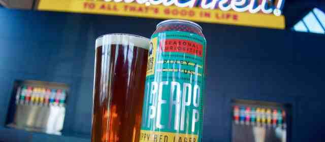 Bauhaus Brew Labs Copperpop Hoppy Red Lager Returns