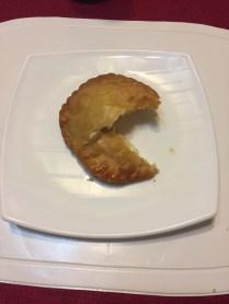 Cheese empanada