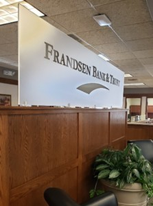 image of bank lobby