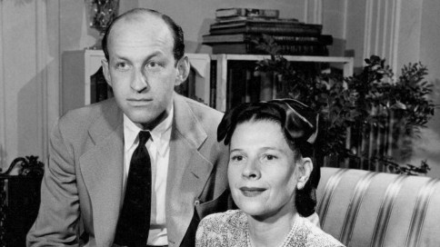 Image result for garson kanin and ruth gordon