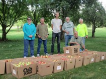 Dodge Nature Center Volunteers