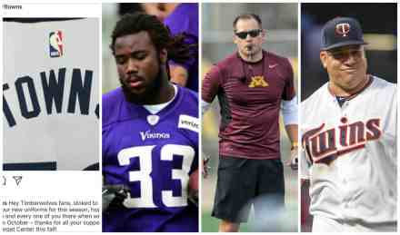 MINNESOTA SPORTS FAN DAILY: Thursday, August 10, 2017
