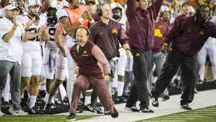 Everything You Need for Gopher Football vs. MTSU Saturday