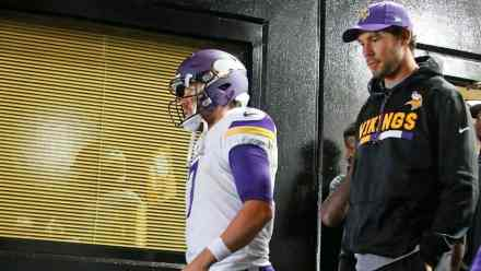 Vikings vs Buccaneers Without Sam Bradford