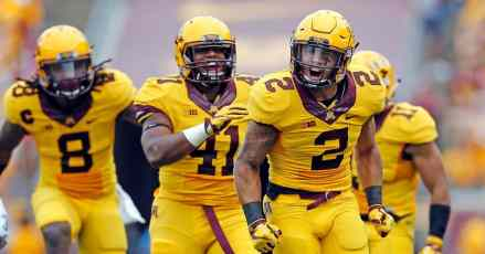Can the Gophers Pull of the Upset vs Mighigan State Saturday?