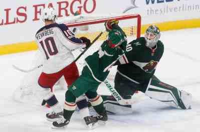 Wild Hobble Into Winnipeg Needing a Victory