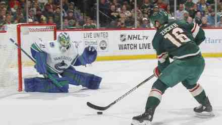 Wild Lack Talent and Energy in Loss to Canucks