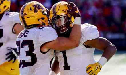 Biggest Keys for Gophers vs Boilermakers: Run the Ball and Hit the QB