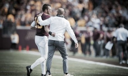 Terrible QB Play Plagues the Gophers in Loss… What's New?