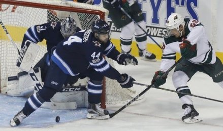Wild Lose Late Again in Winnipeg; Boudreau Angry Just Like Us