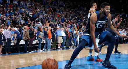 Timberwolves Big Favorites with Pacers Coming to Town