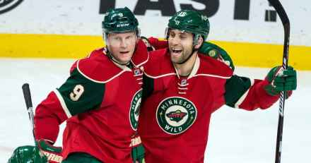 "Wild Look to Rebound in Canada ""Take-Two"" vs Flames"