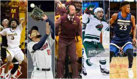 MINNESOTA SPORTS FAN DAILY: Saturday, November 11, 2017