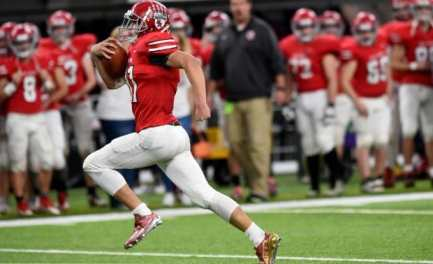Elk River Rushed for 701 Yards and Threw 0 Times in the MN State Tournament Friday