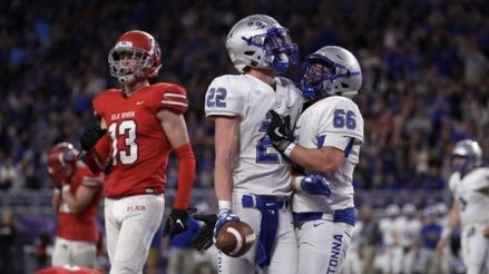 Owatonna Dominates Defending Champions; Other Prep Bowl Results