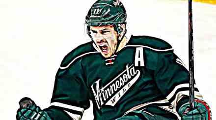 Zach Parise's 2017 Comeback Hits the Ice Thursday Night…. In Iowa