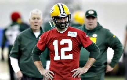 NFL Rules State Aaron Rodgers Should Be Released After Packers Mishandle IR Stints