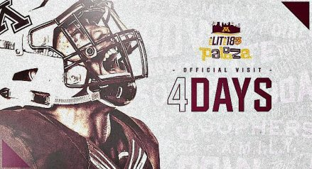 PJ Fleck Hoping 'Biggest Official Recruiting Visit of All-Time' Leads to BIG TIME New 2018 Recruits