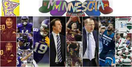 MINNESOTA SPORTS FAN DAILY: Sunday, December 10, 2017
