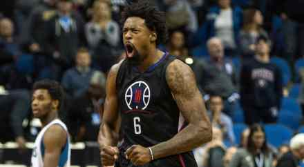 Timberwolves One of Four Teams in on Trading for All-Star DeAndre Jordan