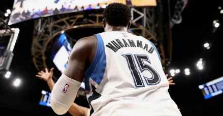 Where Oh Where is Shabazz Muhammad?
